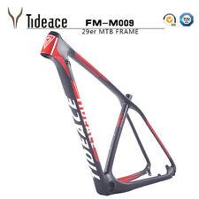"29er 17"" In Stock Carbon Fiber Mountain Bike Frames OEM T800 MTB Bicycle Frames"