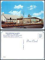 PENNSYLVANIA Postcard - Allentown, Walp's Restaurant & Motel O42