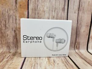Stereo Headphones Earphones EarBuds for Cell Phones and Tablets