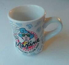 2003 Maxine Official Club Mug Hallmark coffee I love my attitude problem