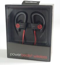Beats by Dr. Dre Powerbeats2 Ear-Hook Wireless Headphones - BLACK-RED- GRAY NEW