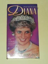 Diana, Princess of Wales / 1961-1997 / The People's Princess (VHS) - NEW/SEALED