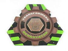 Transformers Encore Devastator Premium Coin