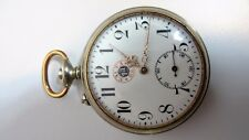 NAUTA B&B - SYSTEME ROSKOPF montre gousset oignon savonnette Pocket Watch