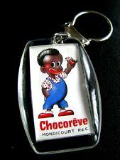 Ancien Porte Cle publicité praliné chocolat chocorève