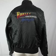 Vintage Harley Davidson Jacket Coat Motorcycle - Deeley Canada - Men's Medium M