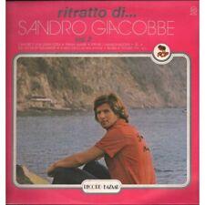 Sandro Giacobbe Lp Vinile Ritratto Vol. 2 / Record Bazaar RB 220 Nuovo