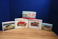 BACHMANN PLASTICVILLE O EMPTY BOXES FOR KITS 582676