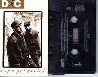 DFC Caps Get Peeled 1994 Cassette Tape Single Rap Hiphop