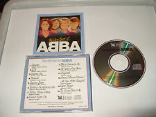 ABBA -THE VERY BEST OF ABBA-14 TRACK CD-1989-READERS DIGEST Ex Condition