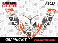 SLED GRAPHIC STICKER DECAL WRAP KIT ARCTIC M8 M7 M SERIES CROSSFIRE  06-11 5027