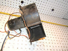Mercedes W108,W109 Redmond AC blower OEM 1 Motor & metal 1 Housing,Tall motor