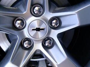 WHEEL Center VINYL (4) SHEETS Bowtie emblem overlay insert decal kit Chevrolet 7