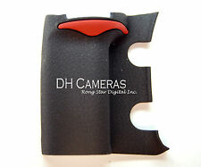 Nikon D300S D300 Front Main Grip Rubber Cap Cover Replacement Part with Tape