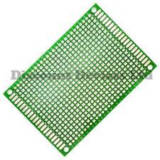 60x80mm Double sided Copper Prototype PCB Matrix/Strip Epoxy Glass Fibre Board