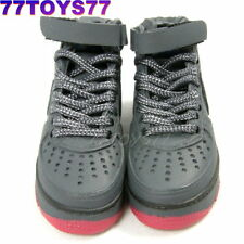 Sneaker 1/6 Sport Shoes SK15-4_ Grey & Red _   SMX19D