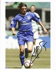 "Genuine Hand Signed Autograph Photo Photograph CHELSEA Smertin 10 x 8"""