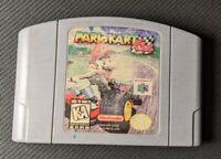 Mario Kart 64 N64 (Nintendo 64) Game Authentic Tested