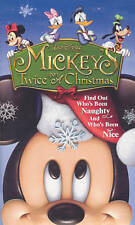 Mickey's Twice Upon a Christmas [VHS]