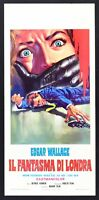 L98 Plakat Die Gespenst Von London Edgar Wallace Alfred Vohrer