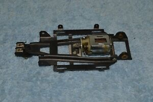 COX - La Cucaracha 1/24 Scale Slot Car Frame / Chassis with Motor USED