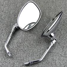 Chrome Rearview Mirror For Yamaha Virago XV125 250 400 535 700 750 920 1000 1100