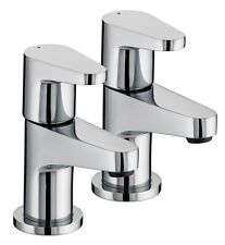 BRISTAN PAIR QUEST BATH TAPS C/P QST 3/4 C
