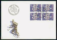 MayfairStamps Switzerland FDC 1986 Professional Sports First Day Cover WWF56277