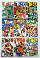 Thor The Dark World Comic Books Story Line Lot 1st Appearance Malekith Kurse 363