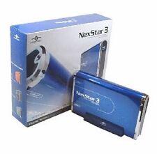 Vantec NST-360U2-BL NexStar-3 External 3.5 inch Hard Drive Enclosure (Blue)