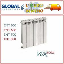 GLOBAL Vox Extra TERMOSIFONE Radiatore Elementi In ALLUMINIO 800 mm 3 Elementi