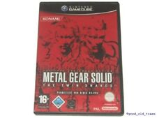 # completamente como nuevo: metal Gear Solid-the Twin Snakes Nintendo GameCube #