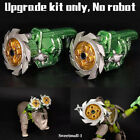 Modular Weapon Upgrade Kit For Kingdom RHINOX Circular Saw Meteor Hammer Gatling