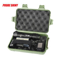 5000LM Cree T6 LED Flashlight 18650 AAA Zoomable Police Tactical Torch Lamp UK