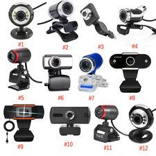 USB Webcam Stand Kamera 1080P HD Camera Mit Mikrofon für Computer PC Laptop Mac