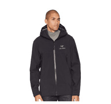 Arc'teryx Men's Beta SV Hardshell Jacket in Black size Small $650