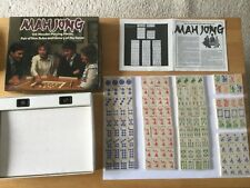 VINTAGE Mah Jong Game - Michael Stanfield