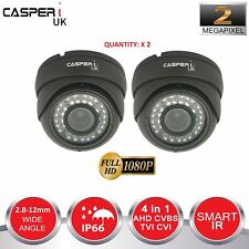 Full HD CCTV VARIFOCAL  Cameras 1080P IR 30M 2.8-12mm Wide Angle LENS