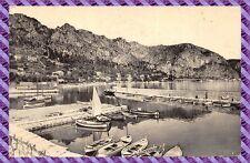 Carte Postale - BEAULIEU sur MER - l'entré du port