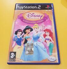 Disney Principesse Il Viaggio Incantato GIOCO PS2 VERSIONE ITALIANA