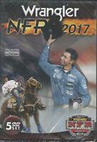 2017 Wrangler National Finals Rodeo - 5-DVD Set