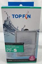 Silenstream Filter Cartridges PF-S Refill for Power Filter 8 Mo Supply Aquarium