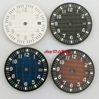 31.5mm color sterile watch Dial Fit ETA 2836/2824 DG2813/3804 Miyota 8215 821A