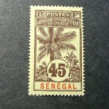 Senegal Stamp Scott#  67A Oil Palms 1906   MH L274