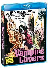 THE VAMPIRE LOVERS (1970 Peter Cushing)  -  Blu Ray - Sealed Region free for UK