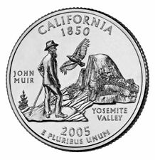 2005 D California State Quarter BU