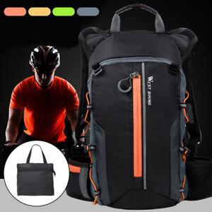 Fahrradrucksack Wasserdicht Sport Reise Wanderrucksack 10L Leichter MTB