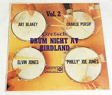 Various Artists:  Gretsch- Drum Night at Birdland, vol. 2  [VG++ Copy]