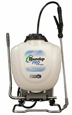 Roundup PRO 190413 Stainless Steel No-Leak Pump Backpack Sprayer