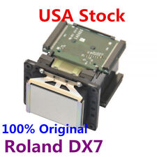 USA 100% Original Roland BN-20 / XR-640 / VS-640 Printhead (DX7) - 6701409010